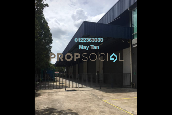 For Rent Factory at Surian Industrial Park, Kota Damansara Freehold Semi Furnished 6R/4B 40k
