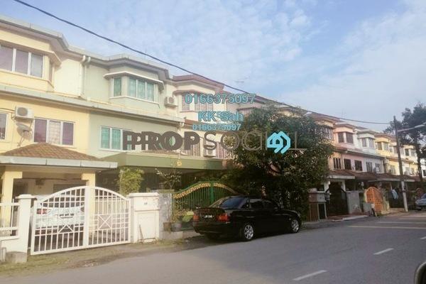 For Sale Link at Taman Sri Andalas, Klang Freehold Semi Furnished 5R/3B 410k