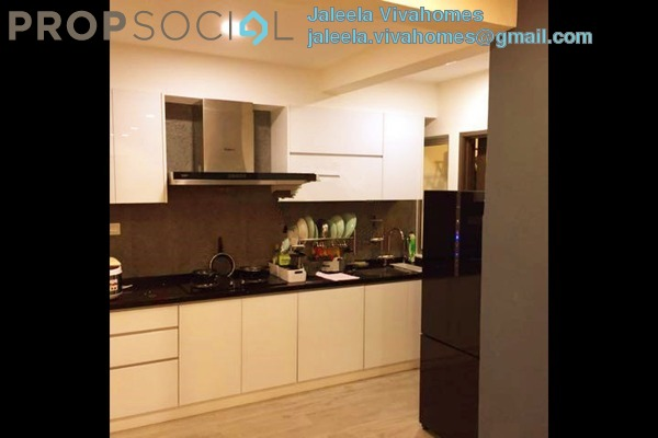 For Sale Terrace at Puncak Seri Kelana, Ara Damansara Freehold Fully Furnished 3R/2B 580k