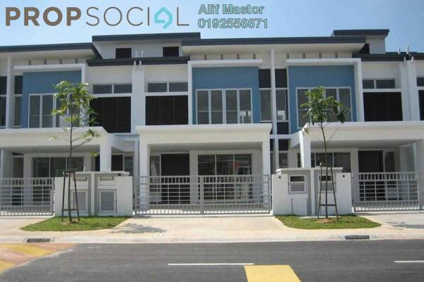 For Sale Terrace at Viola, Alam Impian Freehold Unfurnished 4R/4B 730k
