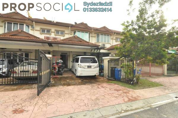 For Sale Terrace at Subang Bestari, Subang Freehold Unfurnished 4R/3B 620k