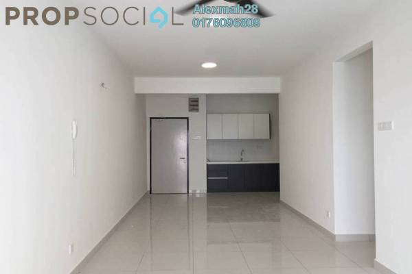 For Sale Condominium at Spring Avenue, Kuchai Lama Freehold Semi Furnished 3R/2B 585k