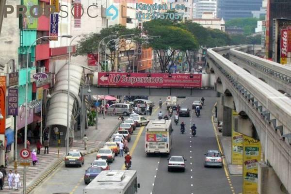 For Sale Shop at Jalan Tuanku Abdul Rahman, Chow Kit Freehold Unfurnished 0R/0B 15m