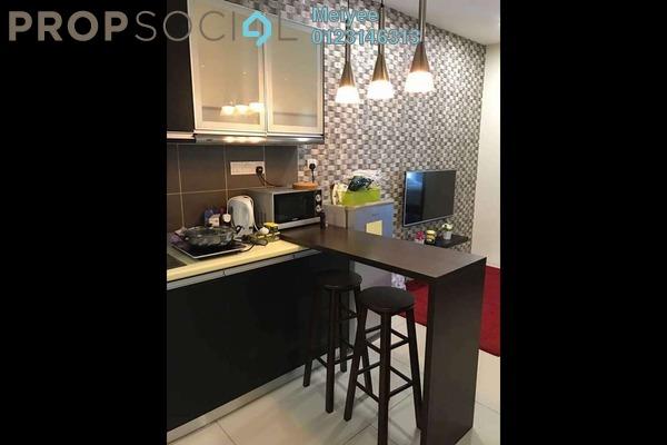 For Rent SoHo/Studio at Taragon Puteri Bintang, Pudu Freehold Fully Furnished 0R/1B 2.2k