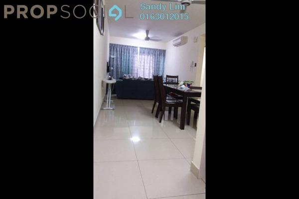 For Sale Condominium at Metropolitan Square, Damansara Perdana Freehold Fully Furnished 3R/2B 650k