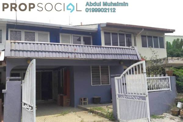 For Sale Terrace at Taman Melawati, Melawati Freehold Semi Furnished 4R/3B 800k