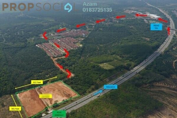 For Sale Land at Kampung Pedas Hilir, Negeri Sembilan Freehold Unfurnished 0R/0B 3.8m