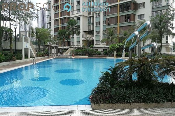 For Sale Condominium at Desa Putra, Wangsa Maju Freehold Unfurnished 3R/2B 685k