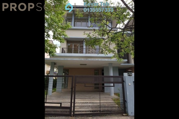 For Sale Semi-Detached at Changkat Kiara, Dutamas Freehold Unfurnished 5R/5B 3.1m
