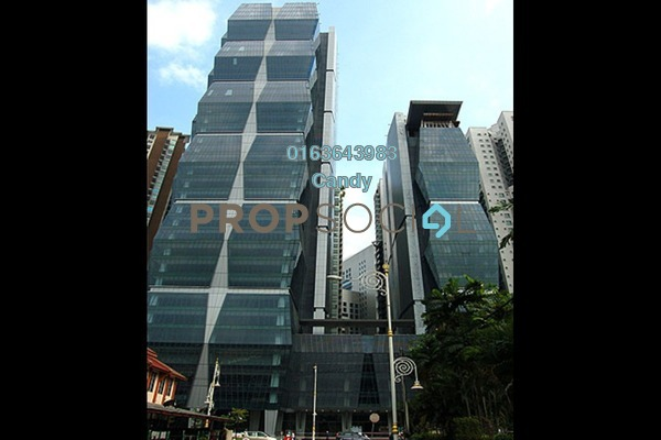 For Rent Office at Menara Shell, KL Sentral Freehold Fully Furnished 0R/0B 121k