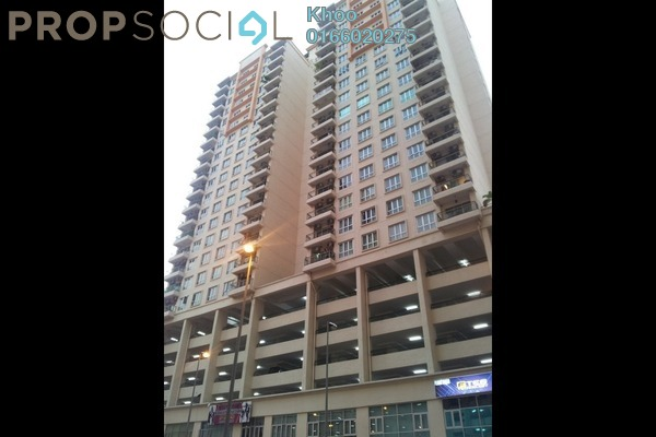 For Sale Condominium at Kuchai Avenue, Kuchai Lama Freehold Semi Furnished 3R/2B 450k