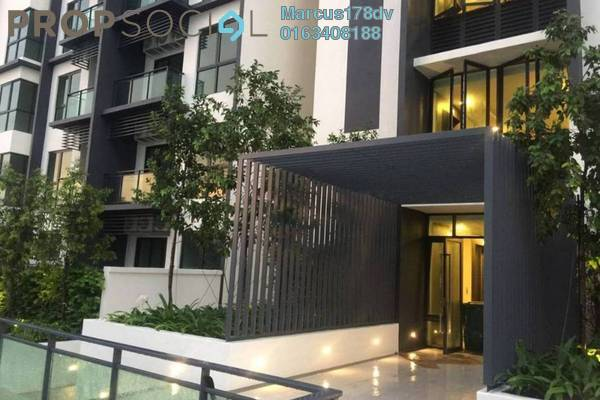 For Rent Condominium at Residency V, Old Klang Road Freehold Fully Furnished 3R/2B 2.6k