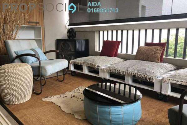 For Sale Condominium at Flora Murni, Mont Kiara Freehold Fully Furnished 4R/3B 2m