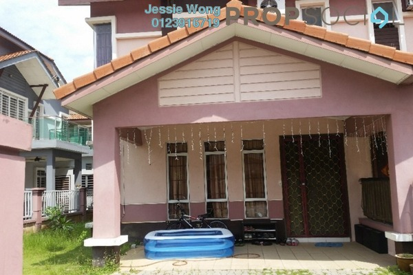 For Sale Semi-Detached at Taman Aman Perdana, Meru Freehold Semi Furnished 4R/3B 760k