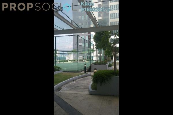 For Sale Condominium at ZetaPark, Setapak Freehold Fully Furnished 1R/1B 368k