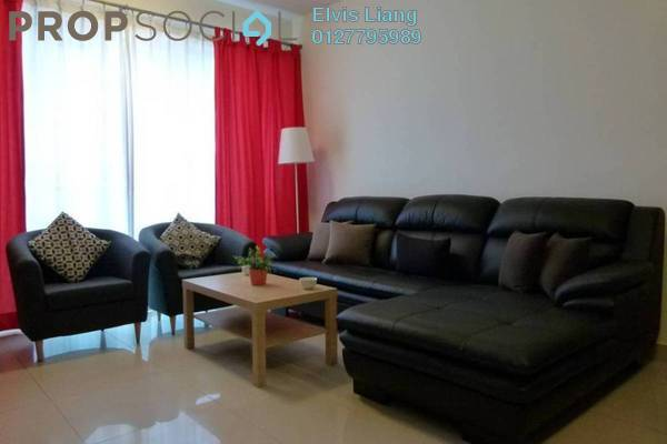 For Sale Condominium at Solaris Dutamas, Dutamas Freehold Fully Furnished 3R/2B 1.12m