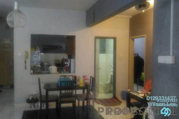 For Sale Condominium at Sri Putramas I, Dutamas Freehold Semi Furnished 3R/2B 425k