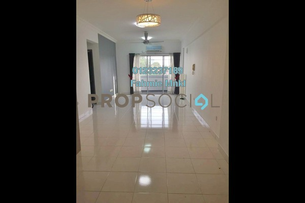 For Rent Condominium at Perdana Emerald, Damansara Perdana Freehold Semi Furnished 3R/2B 1.8k