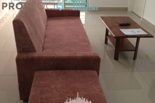 For Rent Condominium at Nusa Heights, Iskandar Puteri (Nusajaya) Freehold Fully Furnished 2R/2B 1.3k