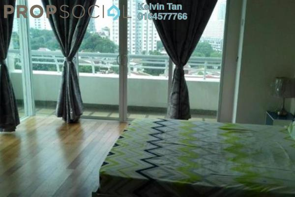 For Rent Condominium at Fettes Residences, Tanjung Tokong Freehold Fully Furnished 3R/2B 3k