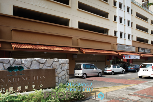 For Rent Condominium at Taman Kheng Tian, Jelutong Freehold Unfurnished 3R/2B 900translationmissing:en.pricing.unit
