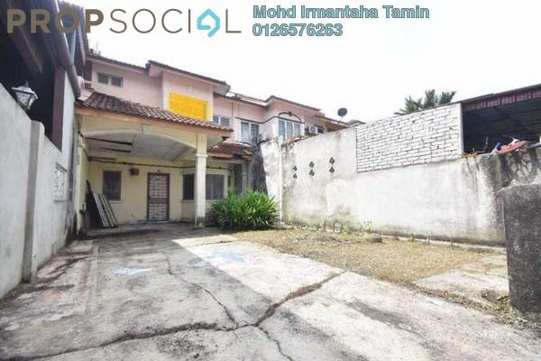For Sale Terrace at Taman Seri Sementa , Kapar Leasehold Unfurnished 4R/3B 349k
