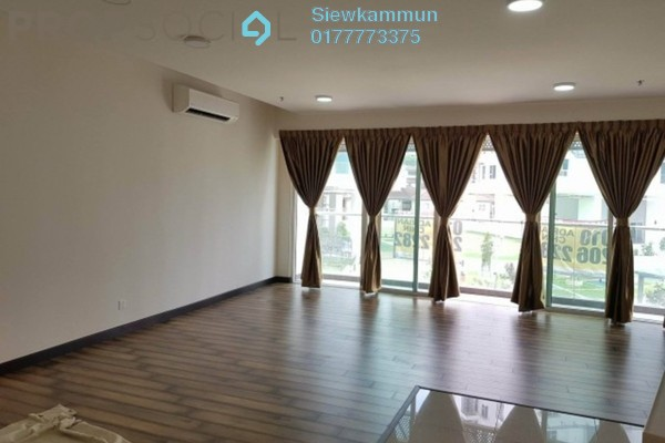 For Rent Condominium at Sphere Damansara, Damansara Damai Freehold Semi Furnished 1R/1B 1k