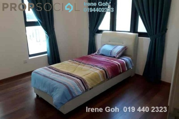 For Rent Condominium at Mira Residence, Tanjung Bungah Freehold Fully Furnished 3R/2B 3.3k