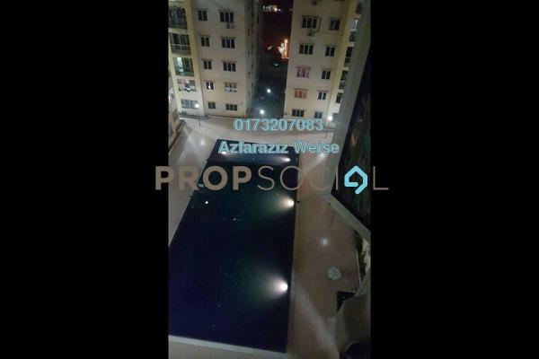 For Sale Apartment at Taman Bukit Kenangan, Kajang Freehold Semi Furnished 3R/2B 275k