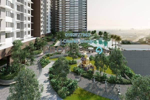 For Sale Condominium at Kiara Plaza, Semenyih Freehold Unfurnished 3R/2B 399k