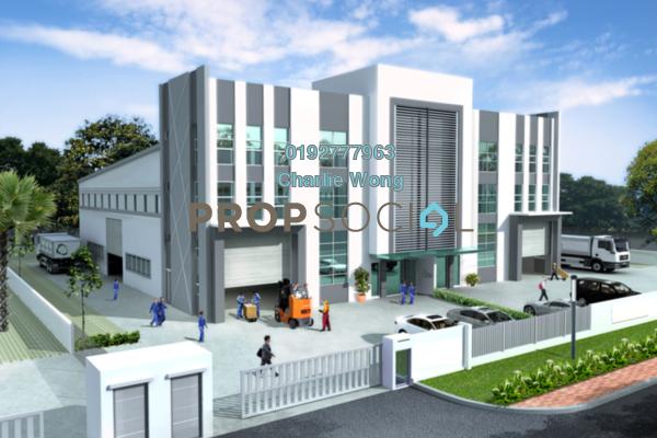 For Sale Factory at Nouvelle Industrial Park, Kota Puteri Leasehold Unfurnished 0R/0B 2.9m