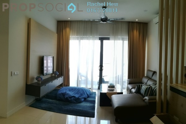For Rent Condominium at Reflection Residences, Mutiara Damansara Freehold Fully Furnished 3R/2B 3.8k