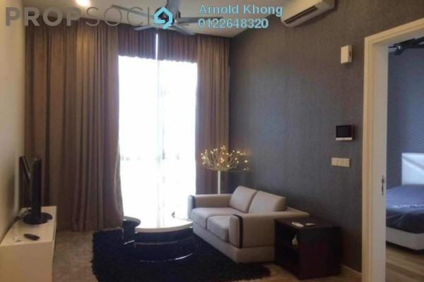 For Sale Serviced Residence at Laman Ceylon, Bukit Ceylon Freehold Fully Furnished 1R/1B 800k