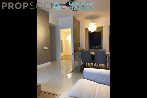 For Rent Condominium at Reflection Residences, Mutiara Damansara Freehold Fully Furnished 3R/2B 3k