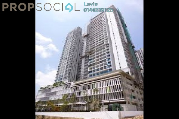 For Rent Condominium at CloudTree, Bandar Damai Perdana Freehold Semi Furnished 3R/2B 1.8k