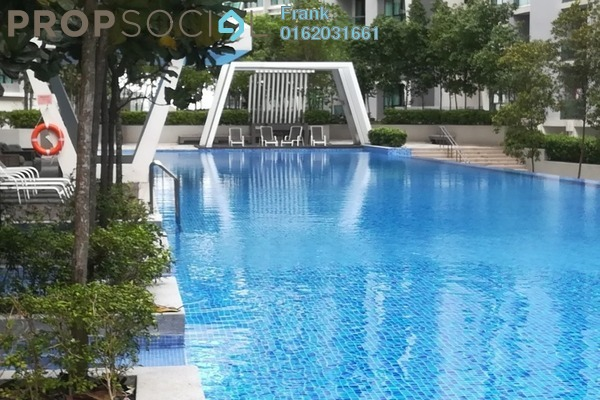 For Rent Condominium at Impiana Residences, Iskandar Puteri (Nusajaya) Freehold Fully Furnished 1R/1B 1.54k