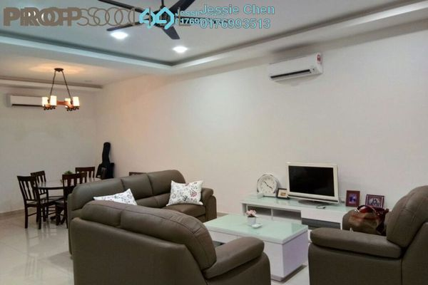 For Rent Terrace at Balista, Bandar Sri Sendayan Freehold Fully Furnished 4R/4B 2.4k
