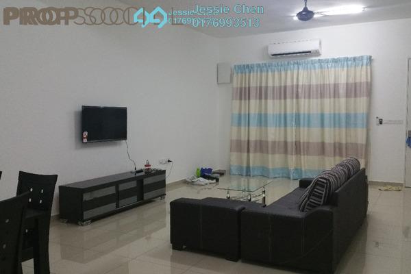 For Rent Terrace at Castora, Bandar Sri Sendayan Freehold Semi Furnished 4R/4B 1.6k