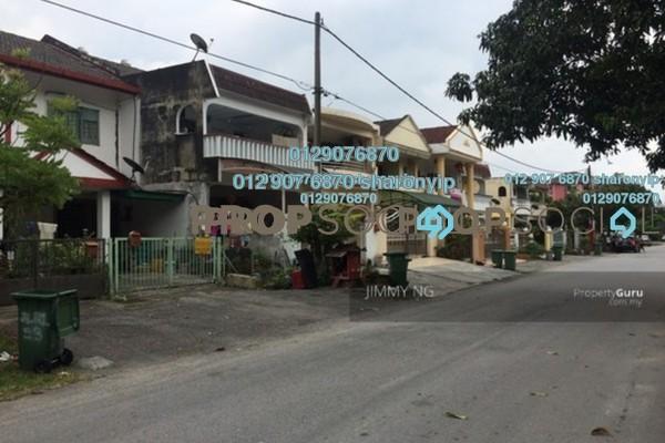 For Sale Terrace at Taman Indah Perdana, Kepong Freehold Semi Furnished 4R/3B 620k