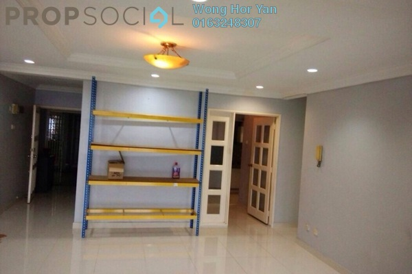 For Sale Condominium at Bukit OUG Condominium, Bukit Jalil Freehold Semi Furnished 4R/2B 390k