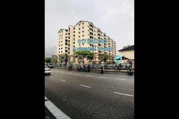 For Sale Apartment at Perdana Apartment, Shah Alam Freehold Unfurnished 3R/2B 270k