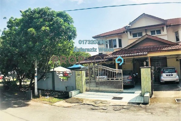 For Sale Terrace at Taman Tun Perak, Rawang Freehold Semi Furnished 4R/3B 830k