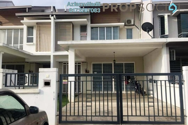 For Sale Terrace at Duranta, Bandar Seri Coalfields Freehold Semi Furnished 4R/4B 545k