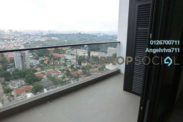 For Rent Serviced Residence at The Establishment, Brickfields Freehold Fully Furnished 0R/1B 2k