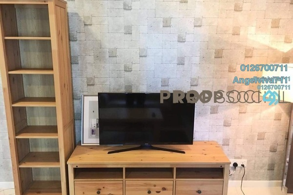 For Sale Serviced Residence at Summer Suites, KLCC Freehold Fully Furnished 1R/1B 633k