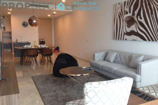 For Rent Condominium at DC Residency, Damansara Heights Freehold Fully Furnished 1R/1B 5.5k