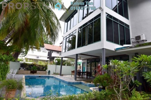 For Sale Bungalow at Minden Gardens Residence, Gelugor Freehold Fully Furnished 5R/6B 3.9m