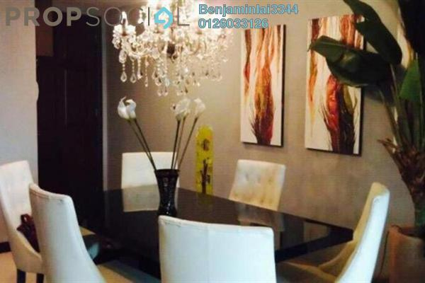 For Rent Condominium at Nadia, Desa ParkCity Freehold Fully Furnished 3R/2B 3k