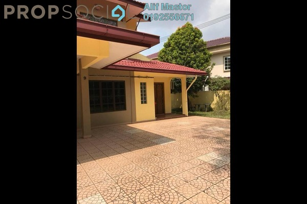 For Sale Terrace at Palm Spring, Kota Damansara Freehold Semi Furnished 5R/3B 1.15m
