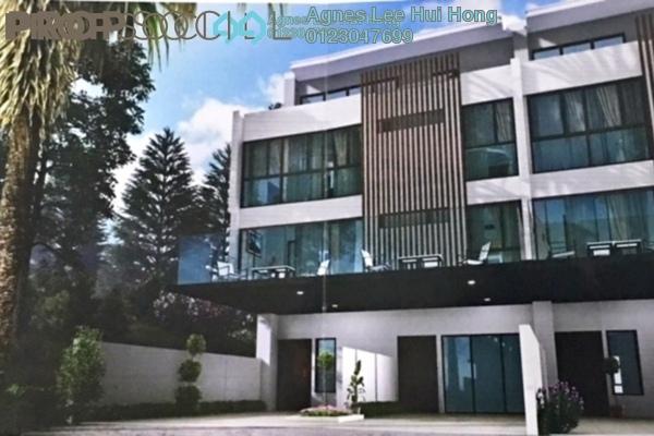 For Sale Villa at Villa Domus, Batu Caves Freehold Unfurnished 4R/3B 1.13m